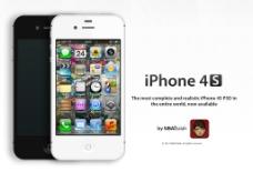 iPhone4s 苹果手机图片