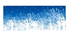 冬天的背景圖片