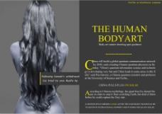 美女杂志设计