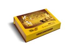 铁皮枫斗精品礼盒平面图图片