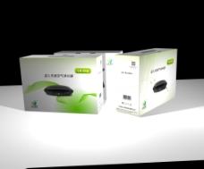 净化器产品包装盒