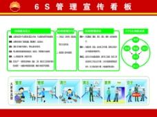 中国石油6S管理宣传看板