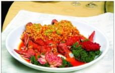 渝乡泡菜鸡图片