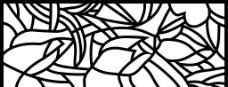 雕刻花纹图片