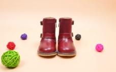 时尚冬靴图片
