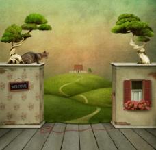 童话 寓言图片