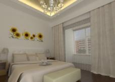 现代 卧室图片