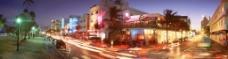都市 霓虹图片