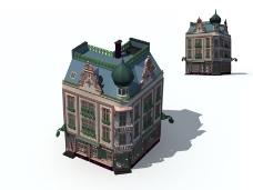 特色欧式建筑