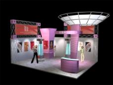 女性商品展厅
