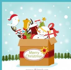 圣诞礼物盒