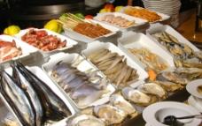 粤菜海鲜自助图片