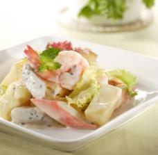 粤菜海鲜大虾图片