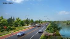道路景观图片