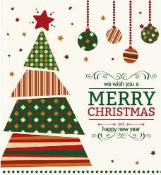 圣诞树愿望背景图片