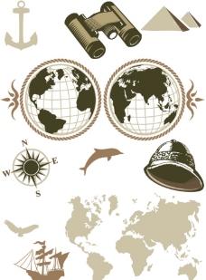 地理素材图片