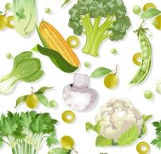 蔬菜矢量圖片