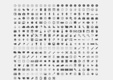 300个图标集合图片